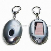Promotional Flash Solar Keychain with 2 LEDs images