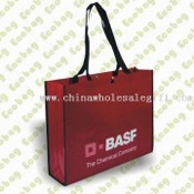 Promotional Gift Bag with PP Woven Fabric Binding images