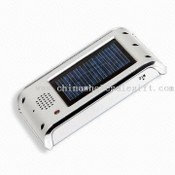 Solar MP3 Media Player with Electronic Book and FM Radio images