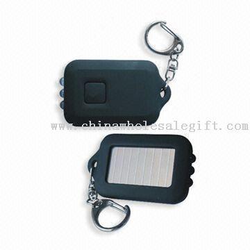 Solar Keychain with 3 LEDs