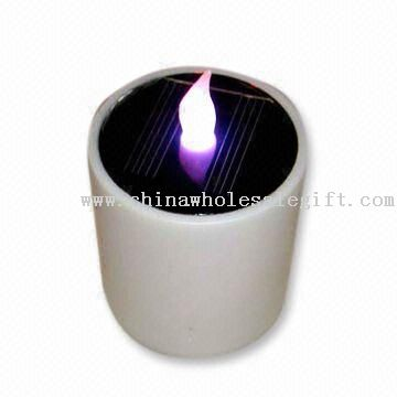Solar LED Candles, Suitable for Various Parties