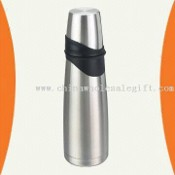 1,000ml Newly-designed Stainless Steel Vacuum Flask with Plastic Liner on Flask Body images