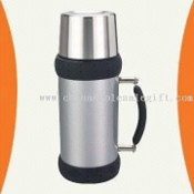 1.0L Stainless Steel Vacuum Travel Bottle images