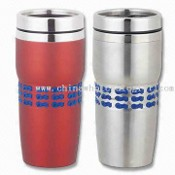 14oz Stainless Steel Travel Mugs images
