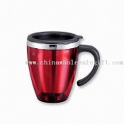 16-ounce Travel Mug with Plastic Liner Outer images