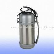Easy-to-carry Stainless Steel Vacuum Bottle images