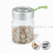 Money Box for Coin with LCD Display images