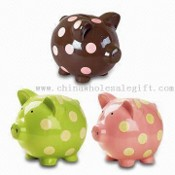 Porcelain Piggy Bank images