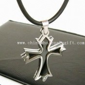 Stainless Steel Pendant in Cross Styles images