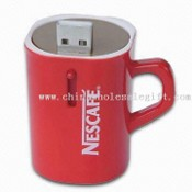 Cup-shaped USB Flash Drive images