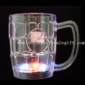 Flashing Beer Cup with Six LED Lights images