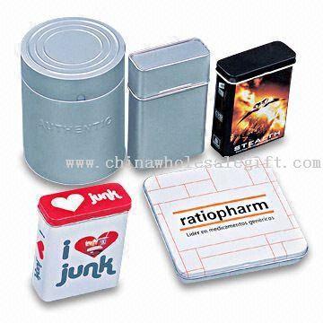Cigarette Tin Box