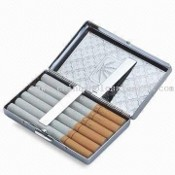 Metall cigarettetui images