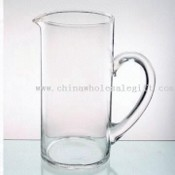 1.5 Liter Glass Pitcher Made of Handblown Glass images