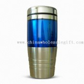 16 Ounces Travel Mug, Made of Stainless Steel images
