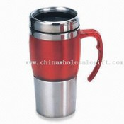 450mL Stainless Steel Travel Mug images
