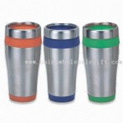 Stainless Steel Travel Mug with Capacity of 460mL images
