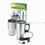 Stainless Steel Travel Mugs with Vacuum Flask images