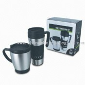 Travel Mug Set, Available in Various Designs and Sizes images