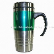 Travel Mug with Capacity of 16 Ounces images