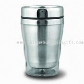 Travel Mug with Plastic Outer images