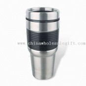 Travel Mug with Stainless Steel Outer images