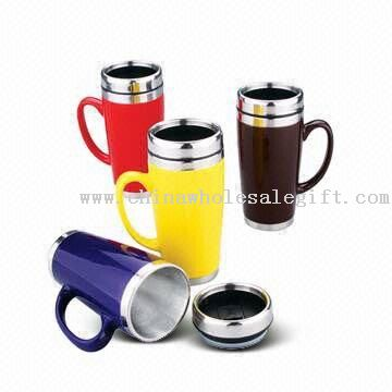 450mL Mugs in Various Colors