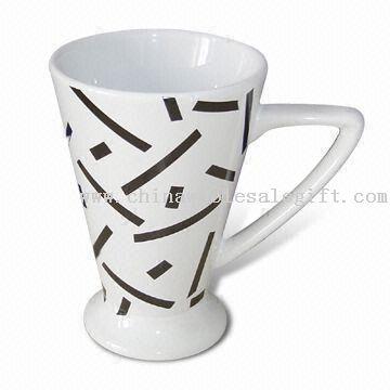 Ceramic Mug with Bake Printing and 10oz Size