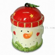 Ceramic Cookie Jars Ideal for Home Decoration images