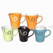 Ceramic Cup with Bake Printing Logo images