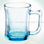 Glass Coffee Mug with Frosted Finish images