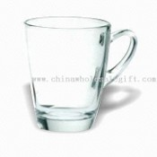 Transparent Water Glass Mug with Capacity of 320mL images