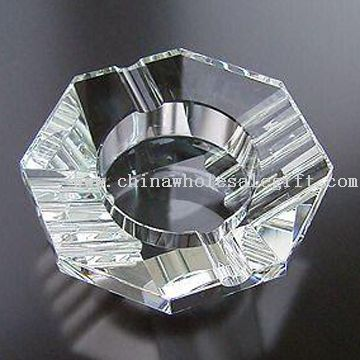 Crystal tuhkakuppi