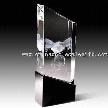 Crystal Trophy/Crystal hahmo ja veneet