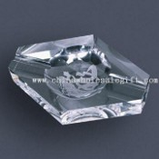 Crystal Dargon Pattern Ashtray images