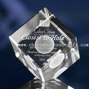Crystal Paperweight images