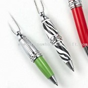 Crystal Pens avec Keychain images