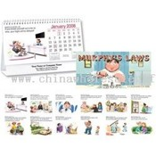 Murphys Laws Desk Calendar images