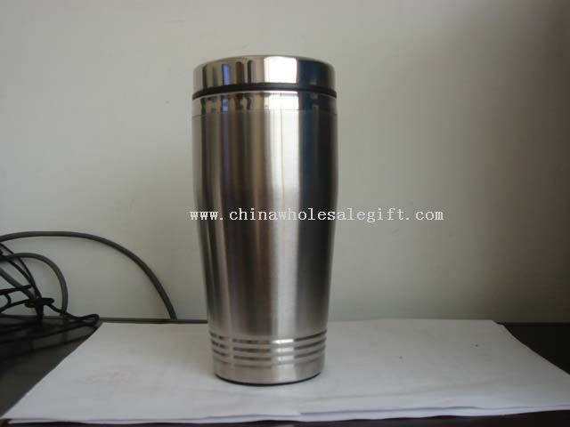 Double-wall Stainless Steel Travel Mug