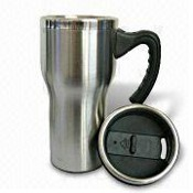 Double-wall Stainless Steel Travel Mug images