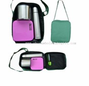 Travel Mug Set with bag images