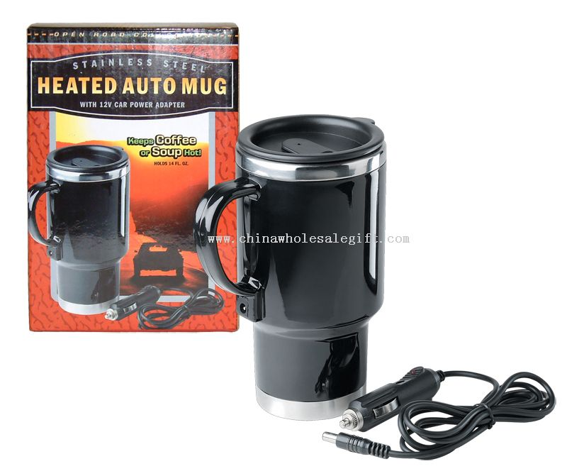 12 Volt Heated Travel Mug