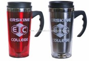 ACRYL OUTER STAINLESS STEEL LINER TRAVEL  MUG images