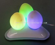 USB 7 COLOR three EASTER EGG (3 LED CANDLE) images