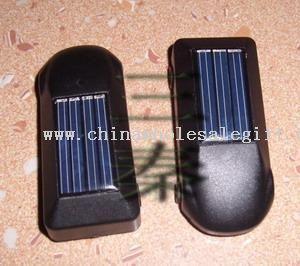 Solar toy vehicle