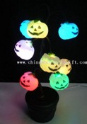 USB Pumpkin tree with Seven Color Change LED images