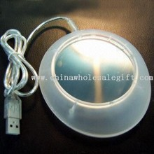 USB Accessory with Stainless Steel Heater Plate and 2 LED Lights images