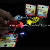 Llavero de LED en forma de coche images