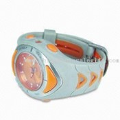 Flash MP3 Player with Quartz Watch Function images