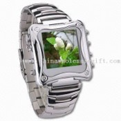 MP4 Watch Player with Video Play and Stereo FM images
